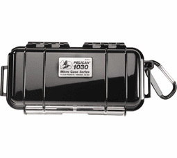 Pelican Micro Case # 1030 - BLACK
