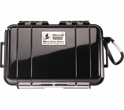 Pelican Micro Case # 1050 - BLACK