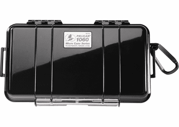 Pelican Micro Case # 1060 - BLACK