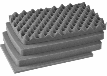 Pelican Storm Case IM2370 Replacement Foam Set 4 pc