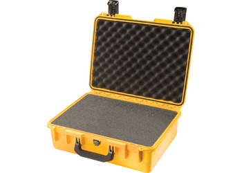 Pelican Storm Case IM2400 With Foam YELLOW