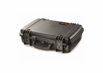 Pelican Storm IM2370 Case No Foam BLACK