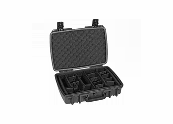 Pelican Storm IM2370 Case With Padded Dividers BLACK