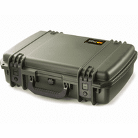 """Pelican Storm IM2370 Case With Padded Dividers GREEN <font color=""""red"""">300 MOQ"""