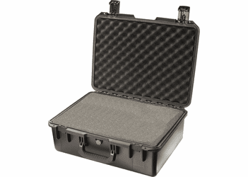 Pelican Storm IM2600 Case With Foam BLACK