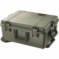 """Pelican Storm IM2720 Case With Padded Dividers GREEN<font color=""""red"""">300 MOQ"""