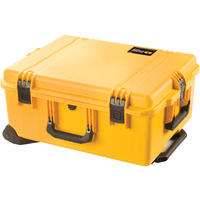 """Pelican Storm IM2720 Case With Padded Dividers YELLOW<font color=""""red"""">300 MOQ"""