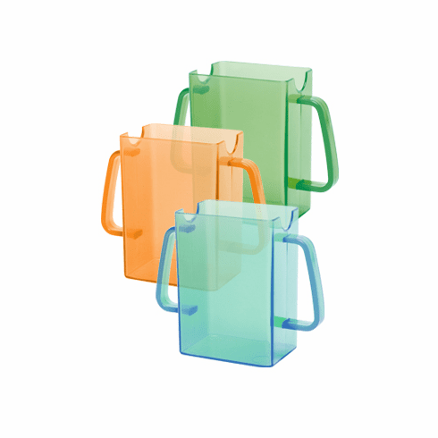 1 Single Mommy's Helper Juice Box Buddies Holds Bags Pouch Holder