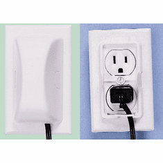 2 Pack Double-Touch Plug 'N Electrical Outlet Covers by Safety 1st