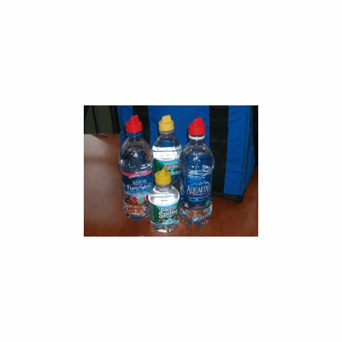 2 Pack Parent Units Travel-Light Sippin' Spout Turns Bottles into Sippy Cups