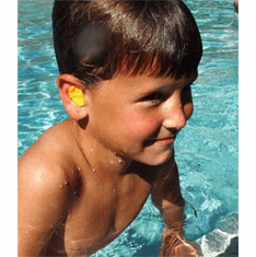 Floatable Soft Silicone Putty Buddies Ear Plugs by Ear Band-It