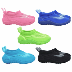 I Play Baby Toddler Kid's No Slip Neoprene Swim Shoes for Pool or Beach