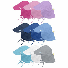 I Play Water Resistant UV-treated Sunhats for Boys or Girls