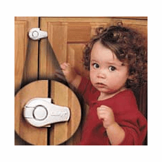Lazy Susan Cupboard Child Safety Cabinet Lock by Safety 1st
