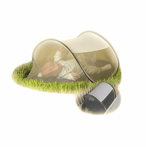 Mesh Baby Insect Tent by Jolly Jumper