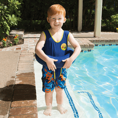 Poolmaster Inflatable Learn-To-Swim Swim Tube Trainer