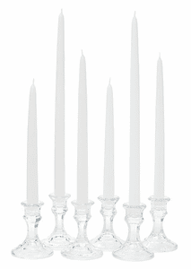 10 Inch Wedding Taper Candles