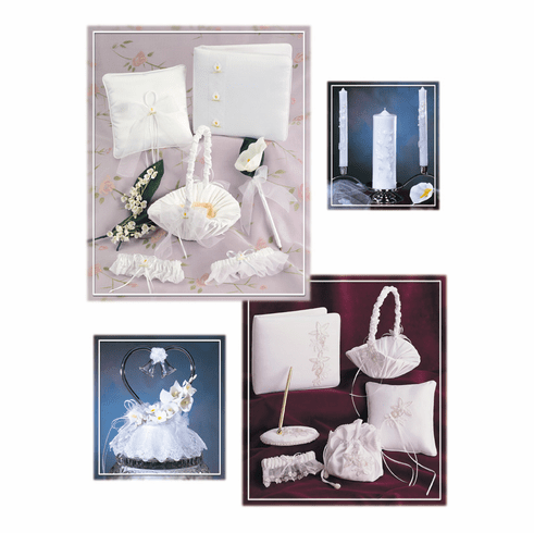 Calla Lily Collection Flower Girl Basket
