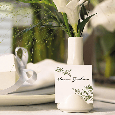 Mini Vase and Place Card Holder