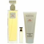 5th Avenue by Elizabeth Arden, 3 Piece Gift Set for Women with Mini