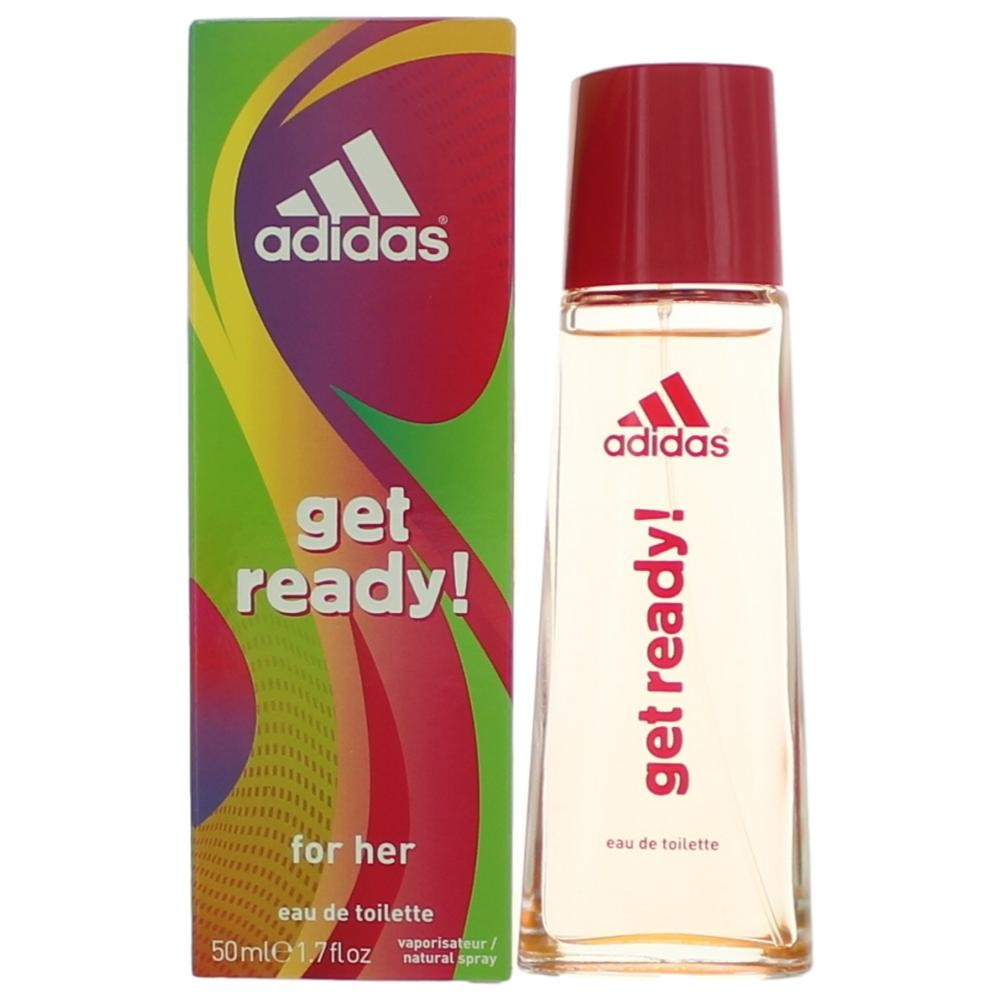official supplier autumn shoes really comfortable Adidas Get Ready by Adidas, 1.7 oz Eau De Toilette Spray for ...