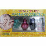 Britney Spears by Britney Spears, 4 Piece Variety Set for Women
