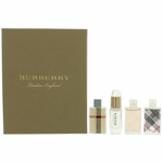 Burberry by Burberry, 4 Piece Variety Mini Gift Set for Women