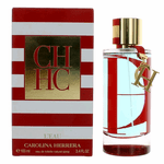 CH L'Eau by Carolina Herrera, 3.4 oz Eau De Toilette Spray for Women