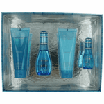 Cool Water by Davidoff, 4 Piece Gift Set for Women