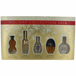 Dana Holiday Collection by Dana, 5 Piece Mini Variety Set for Women