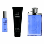Desire Blue by Alfred Dunhill, 3 Piece Gift Set for Men