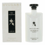 Eau Parfumee Au the Noir by Bvlgari, 6.8 oz Body Lotion Unisex