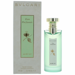 Eau Parfumee Au the Vert (Green Tea) by Bvlgari, 2.5 oz Eau De Cologne Spray for Unisex