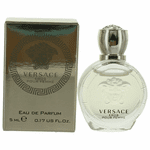 Eros Pour Femme by Versace,  0.17 oz Mini Eau De Parfum Splash for Women