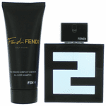 Fan Di Fendi Pour Homme Acqua by Fendi, 2 Piece Gift Set for Men