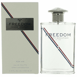 Freedom by Tommy Hilfiger, 3.4 oz Eau De Toilette Spray for Men (New)