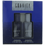 Gravity by Coty, 2 Piece Gift Set for Men