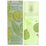Green Tea Cucumber by Elizabeth Arden, 3.3 oz Eau De Toilette Spray for Women