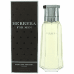Herrera by Carolina Herrera, 6.7 oz Eau De Toilette Spray for Men