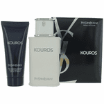 Kouros by Yves Saint Laurent, 2 Piece Gift Set for Men
