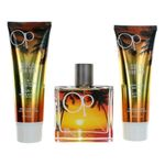 OP Gold by Ocean Pacific, 3 Piece Gift Set for Men