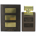 Shades Wood by Armaf, 3.4 oz Eau De Toilette Spray for Men