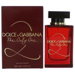 The Only One 2 by Dolce & Gabbana, 3.3 oz Eau De Parfum Spray for Women