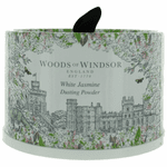Woods Of Windsor White Jasmine by Woods Of Windsor, 3.5 oz Dusting Powder with Puff for Women
