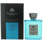 Yardley Gentleman Suave by Yardley of London, 3.4 oz Eau De Toilette Spray for Men