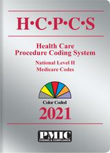 HCPCS 2021 Perfect Bound