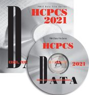 HCPCS 2021 Data File