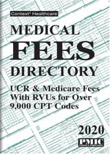 Medical Fees Directory 2020