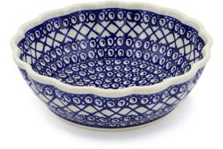 """8"""" Fluted Bowl"""