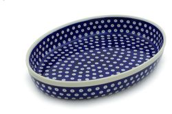 "14"" Oval Baking Dishes"